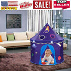 For Children's Play Portable Tent Funny CUTE Mosquito Net Curtain Room Decor image