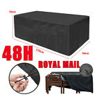 Waterproof Patio Garden Furniture Cover Outdoor Large Rattan Table Protector UK