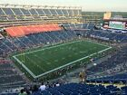 2 TICKETS NEW ENGLAND PATRIOTS VS KANSAS CITY CHIEFS Sunday DEC 8th 4:25 PM