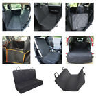 8 Kinds High Quality Pet Dog Seat Hammock Cover Car Suv Van Rear Protector Mat