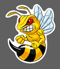 Angry Super Bee Logo Vinyl Usa Made Decal Sticker Truck Window Bumper Wall