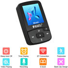 RUIZU X50 8GB 1.5in MP3 MP4 Player HiFi Bluetooth Pedometer FM Radio Recording