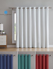 Kate Aurora Hotel Collection 100% Blackout Thermal Insulated Window Curtains