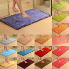 Kyпить Long Microfiber Shaggy Non Slip Absorbent Bath Mat Bathroom Shower Rugs Carpet на еВаy.соm