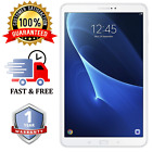"""Samsung Galaxy Tab A6   White - 10.1"""" Android Tablet - -32GB/16GB- Mixed Grades"""