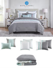 Kate Aurora Adler Embroidered Quilted 8 Piece Bedding Comforter Set