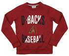 Outerstuff MLB Youth/Kids Arizona Diamondbacks Performance Fleece Sweatshirt on Ebay