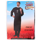 SMIFFYS PRIEST COSTUME ADULTS RELIGIOUS STAG DO MENS VICAR FANCY DRESS