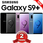 Samsung Galaxy S9 Plus G965f Unlocked Sim Free Mobile Phone 64gb 4g All Colours