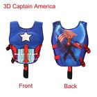 Puddle Jumper Swimming Deluxe Cartoon Life Jacket safety Vest For Kids Baby 2019