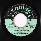 scan Ruby Andrews - Just Loving You - Zodiac - Mp3
