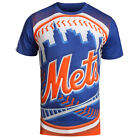 FOCO MLB Men's New York Mets Big Logo Tee on Ebay