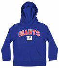 OuterStuff NFL Youth Boys Team Color Fleece Hoodie, New York Giants $18.99 USD on eBay