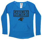 OuterStuff NFL Youth Girls Team Color Thermal and Fleece Top, Carolina Panthers $18.99 USD on eBay