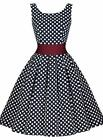 Miusol Women's Vintage 1950s Style Sleeveless Evening Party Dress