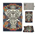 For Amazon Kindle Fire 7 HD8 HD10 8 10 in Tablet Universal PU Leather Case Cover