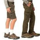 UNIONBAY Boys Convertible Lightweight Comfort Stretch Cargo Pants Shorts 1171788