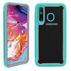 For Samsung Galaxy A70 A20 A10 Shockproof Phone Case Hybrid Rugged Armor Cover