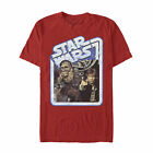 Star Wars Chewbacca and Han Solo Aim Mens Graphic T Shirt $25.99 USD on eBay