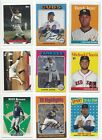 2019 TOPPS ARCHIVES #'s 1-200  ( RC's, STARS, HOF ) - WHO DO YOU NEED!!! on Ebay