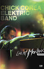 Chick Corea Electric Band - Live at Montreux 2004 (DVD, 2005) Vg