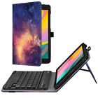 For Samsung Galaxy Tab A 8.0 SM-T290 2019 Case Cover Stand w/ Bluetooth Keyboard