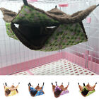 Hammock Pet Small Animal Hanging Bed Cage Swing Fun Toy Rest Sleep