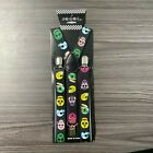 """Halloween Day of the Dead Skull Skeleton Clip-on 1"""" Adult Suspenders Y-Shape 1X"""