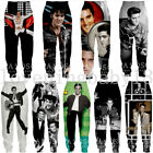 3D print ELVIS Presley Casual Pants Men Women Jogger Trousers Fitness Sweatpants