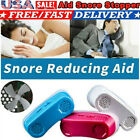 Electric CPAP Anti Snoring Device for Sleep Apnea Stop Snore Aid Stopper Durable $9.15 USD on eBay