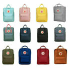 Fjallraven Kanken Backpack Handbag Outdoor Sport Travel Bag Waterproof 20/16 L image