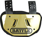 Kyпить Battle Sports Back Bone Adult Football Back Plate, New на еВаy.соm