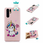 For Samsung Galaxy Note 10 Plus/Note 10 3D Cute Cartoon Soft Silicone Case Cover