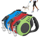 Dog Leads Retractable Small Medium Tape Pet Puppy 25KG Extendable Leash 3M/5M