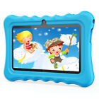 "7"" Portable Kids Edition Tablet PC 1G+8GB Android 8.1.0 2MP Dual Camera Wi-Fi US"