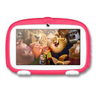 7'' Kids Tablet PC Android 6.0 Dual Camera 1+8GB WiFi USB Tablet Bundle Cover.