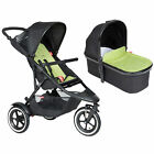 Phil & Teds Sport Pushchair/Stroller with Carrycot – Birth-20kg