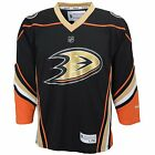 Reebk NHL Kids Anaheim Ducks Team Color Replica Jersey $25.49 USD on eBay