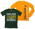 MLB Youth Oakland Athletics Fan Two Piece Performance T-Shirt Combo Set on Ebay
