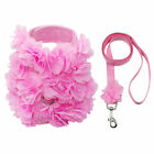 Small Dog Harness Pet Puppy Soft Vest Clothes Dress for Teacup Poodle Schnauzer