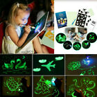 LIGHT DRAWING - FUN AND DEVELOPING TOY FLUORWSCENT LIGHT WRITING PAD KIDS CHILD