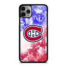 MONTREAL CANADIENS ART LOGO iPhone 5/5S/SE 6/6S 7/8 Plus X/XS Max XR Case $15.9 USD on eBay