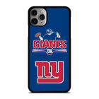 NEW YORK GIANTS NY NFL iPhone 5/5S/SE 6/6S 7/8 Plus X/XS Max XR Case $15.9 USD on eBay