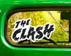 2 The Clash Band Decals Sticker Bogo For Car Window Bumper Laptop Free Shipping