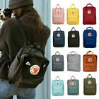 20L/16L/7L Fjallraven Kanken Classic Canvas Backpack Sport Waterproof School Bag image