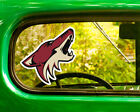 2 ARIZONA COYOTES HOCKEY DECAL Stickers Bogo For Car Bumper Laptop window Jeep $5.95 USD on eBay