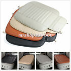 Universal PU Leather Car Front Row Seat Cushion Protector Pad Driver Mat Cover $10.99 USD on eBay