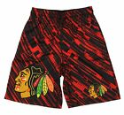 KLEW NHL Youth Chicago Blackhawks Game Day Shorts $16.99 USD on eBay