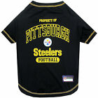 Pets First Pittsburgh Steelers T-Shirt $17.99 USD on eBay