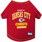 Pets First Kansas City Chiefs T-Shirt $17.99 USD on eBay